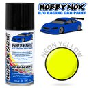 Hobbynox HN1400 neon gelb R/C Racing Spray 150 ml