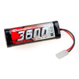 NiMh 7,2v; 3600mAh, Stick Pack