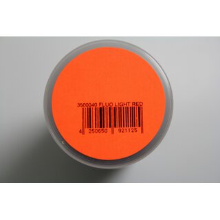 Absima Polycarbonat Spray Fluo Light Red
