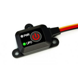 Power Switch 4-12 V 10 Amp  LiPo und NiMh