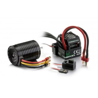 Absima Brushless Combo Set Thrust BL 1:10