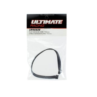 Ultimate UR46605 Sensorkabel flach ultra flexibel 150mm schwarz