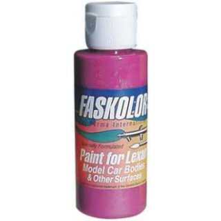Faskolor FasFluorescent Rasbery 60 ml